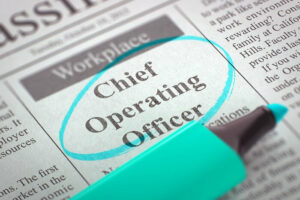 Chief Operating Officer jobs