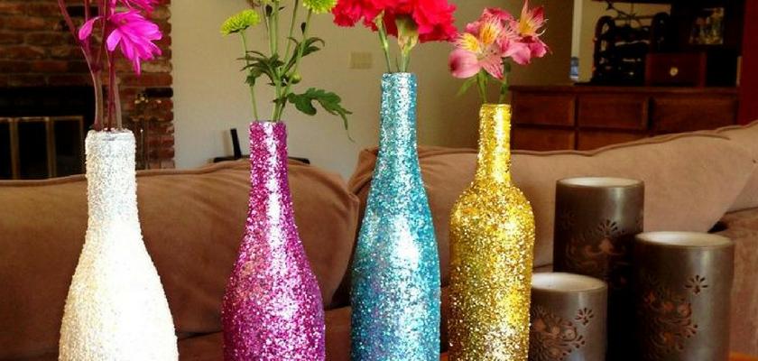 Create Beautiful Flower Vases