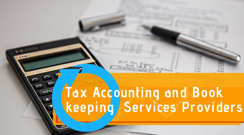 Tax Accounting and Bookkeeping Services Providers