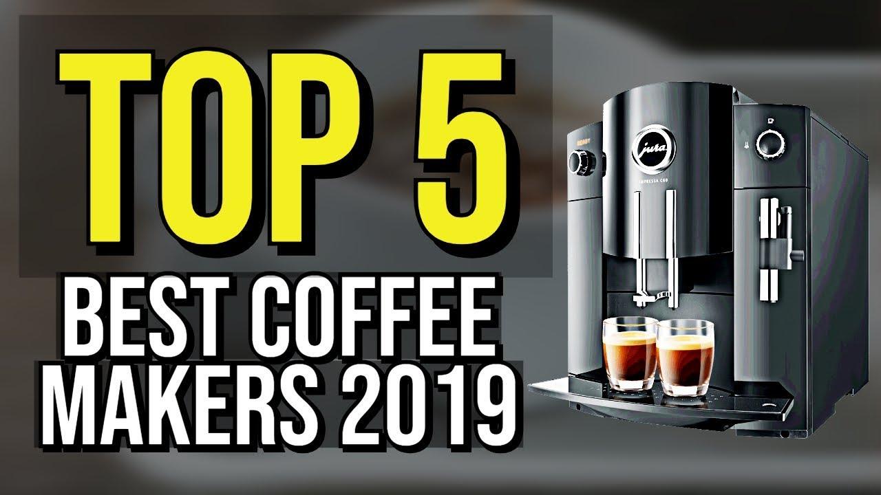 The Best 5 Keurig Coffee Makers 2019 Dfives